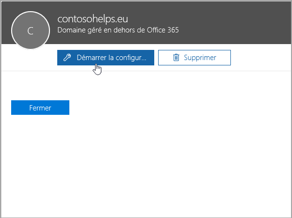 Domainnameshop démarrer la configuration dans Office 365_C3_20176279736