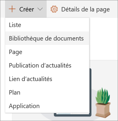 SPO_Add a list or library