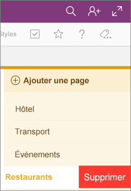Suppression d une page onenote for ipad - Comment installer office 365 sur ipad ...