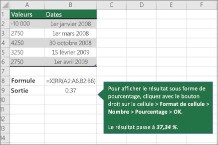 Exemple de fonction tri.paiements
