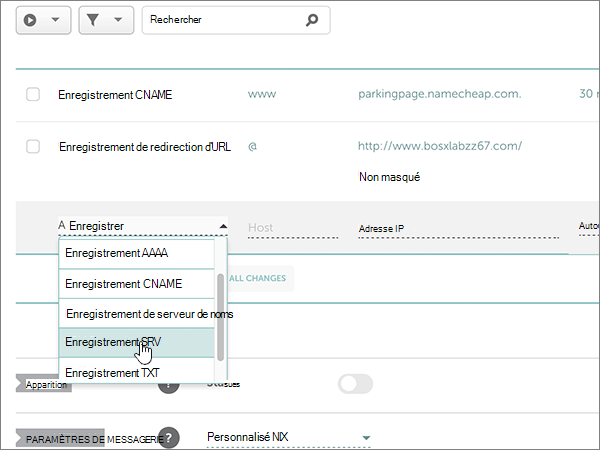 Namecheap-utilisation optimale-configurer-5-1