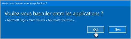 Office 365 applications invite de commande