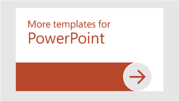 תבניות נוספות עבור PowerPoint