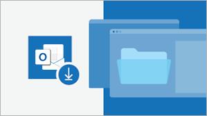 גיליון הוראות של דואר של Outlook עבור Mac