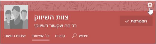 כותרת קבוצתית של קטרת כולל הגדרות icono
