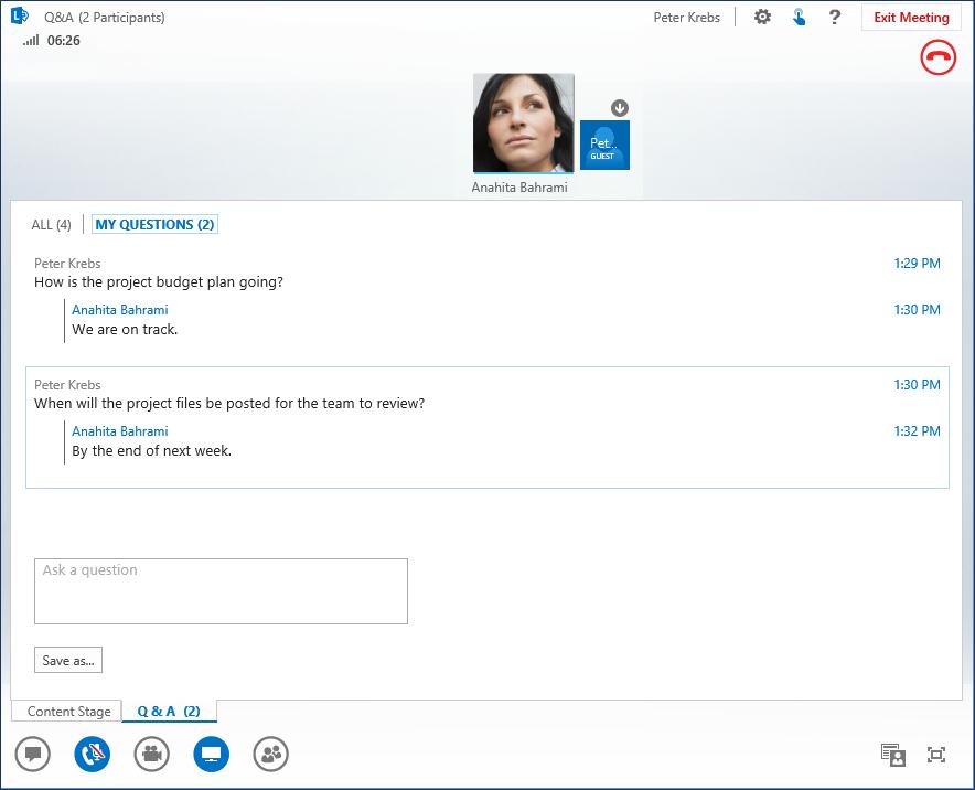 צילום מסך של 'שאלות' ו'תשובות'