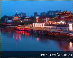תמונה עם טקסט חלופי שנוצר באופן אוטומטי בקצה התחתון של התמונה ב-Word עבור Windows.