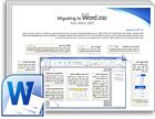 מדריך לביצוע המעבר ל- Word 2010