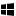מקש Windows בלוח המקשים אמור להופיע עם סמל זה.