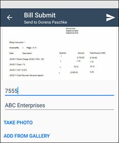 Bill Kaizala Submit