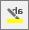 הצגת סמל סימון עם טקסט ב- PowerPoint.