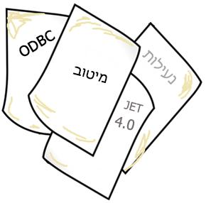 ניירות הבציר של Jet לבן