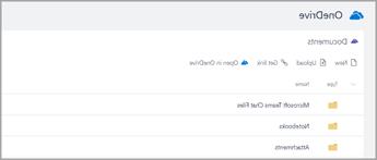 פתח ב-OneDrive