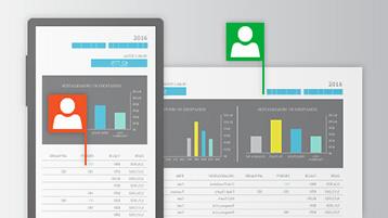 קורסי הדרכה של Office 365 בנושא פרודוקטיביות
