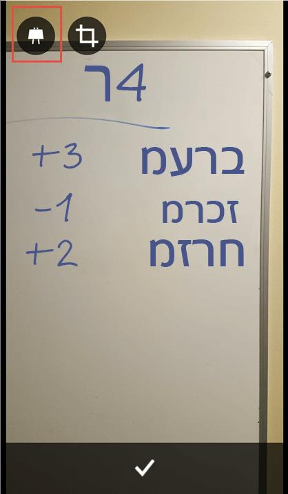 תמונה של לוח ציור עבור מסמך או מצגת