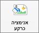 מציג את הנפש כלחצן ' רקע ' בכרטיסיה ' עיצוב תמונה ' ב- PowerPoint for Mac