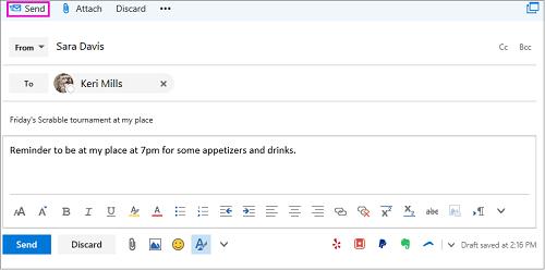 ईमेल भेजें