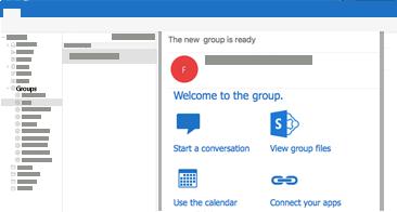 देखने और पढ़ने या Mac के लिए Outlook में समूह वार्तालाप का उत्तर दें