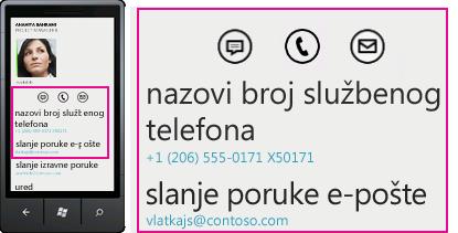 Lync za mobilne klijente