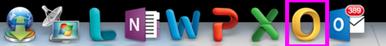 Outlook na traci s programima