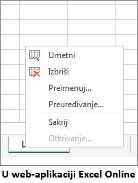 Kartica lista nema mogućnost kopiranja.