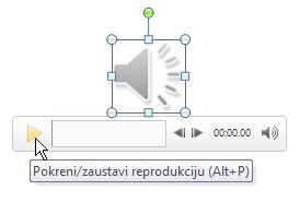 reprodukcija audioisječka