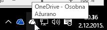 Osobni klijent za sinkronizaciju OneDrive