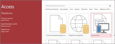 Izgled organizacijskog grafikona s 1 upraviteljskim, 2 podređena i 1 pomoćnim oblikom.