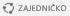 Gumb zajednički koristi za SharePoint 2016
