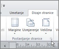 Odabrana stavka Unicode (heksadecimalno) u okviru Simbol