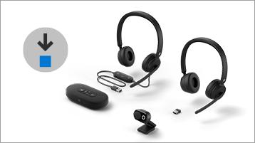 Preuzmite aplikaciju Microsoftov centar dodatne opreme