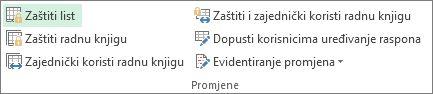 Zaštita lista
