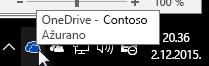 Klijent za sinkronizaciju servisa OneDrive za tvrtke