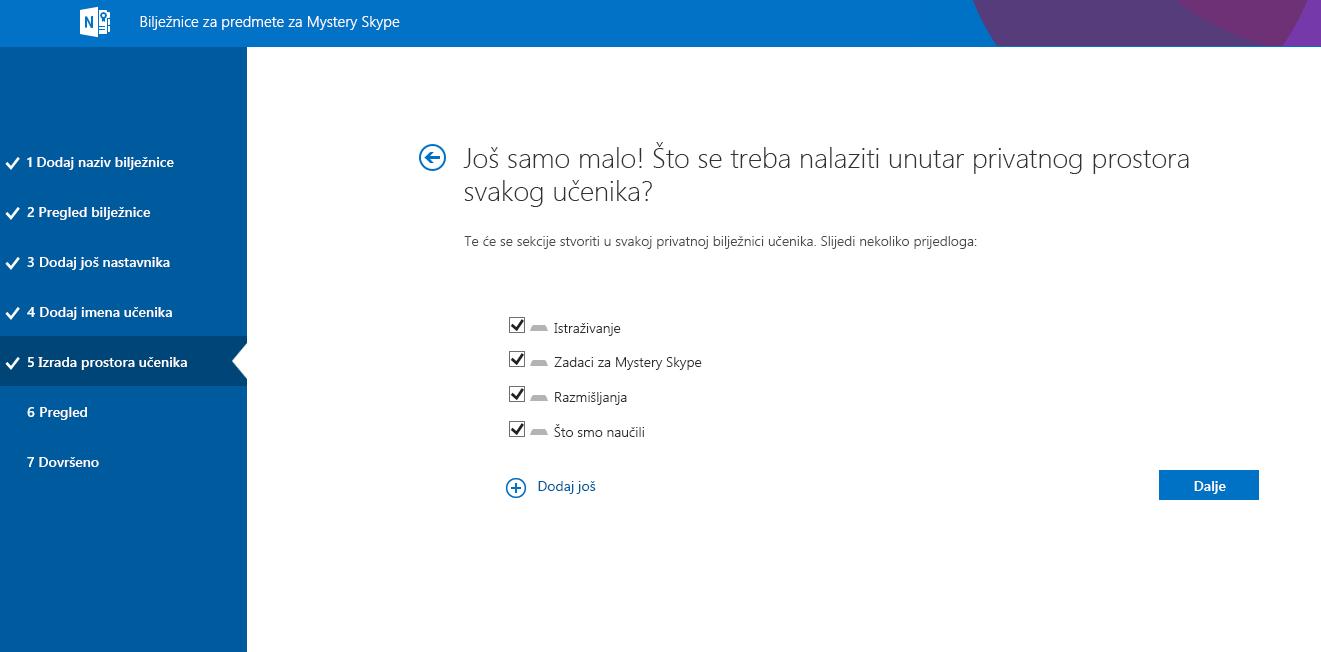 Dizajnirajte prostore u aplikaciji Mystery Skype