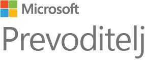 Logotip usluge Microsoft Translator