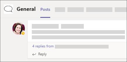 Kanal Posts