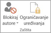 Zaštita dokumenta