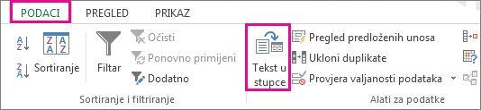Dokument programa Word i alati za uređivanje u pozadini