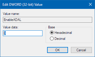 Vrijednost 0 uređivača registra