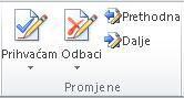 Stvaranje prvog dokumenta programa Word 2010