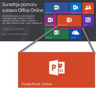 Pick PowerPoint Online