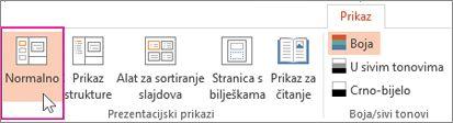 Kartica Nadzorna ploča predloška baze podataka Usluge