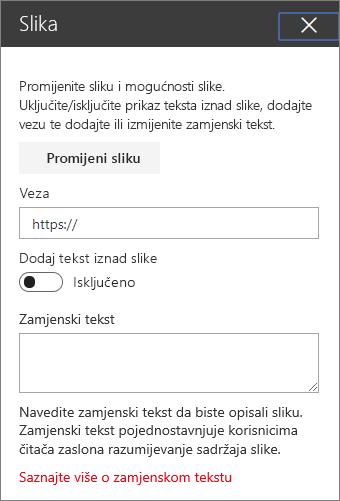 Alatni okvir web-dijela slike