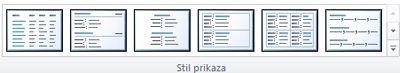 Web-mjesto otvoreno u programu SharePoint Designer 2010