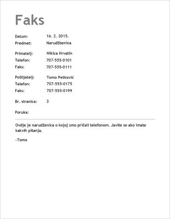 Prikaz zajedničkih mapa u web-aplikaciji Outlook Web App