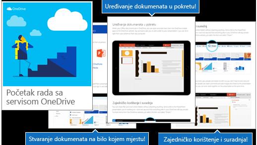 Početak rada sa servisom OneDrive ikona