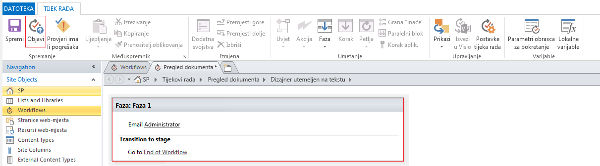 CSS alat za povezivanje poslužitelja