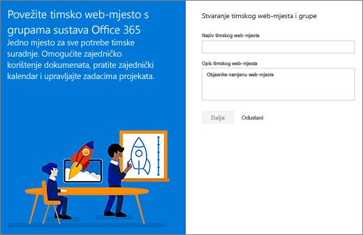 Moderni stvaranje prve dijaloški okvir s web-mjesta