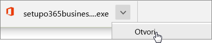 Brz početak rada za zaposlenike: preuzimanje programa Chrome