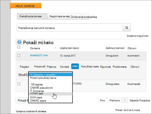 Pripremna datoteka nakon premještanja datoteka iz sinkronizirane mape servisa OneDrive za tvrtke u sustavu SharePoint